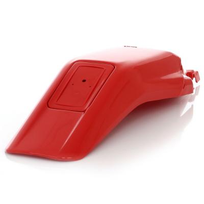 Garde-boue arrière Acerbis Honda XR 250R 96-03 rouge
