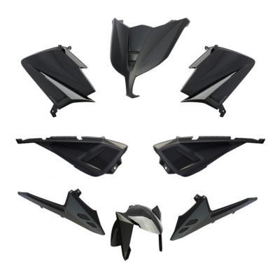 Kit carénage BCD avec poignées / sans rétro Tmax 530 12-14 noir