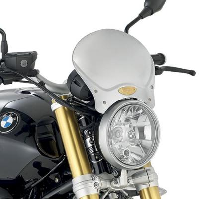 Kit de fixation Givi pour bulle 100AL/100ALB/140A/140S BMW R Nine T 14-20
