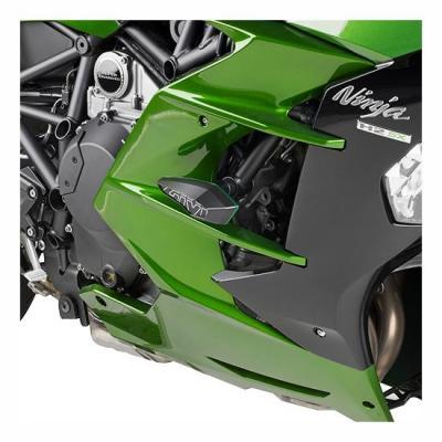 Kit de montage pour tampons de protection Givi Kawasaki Ninja H SX 18-19