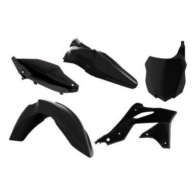 Kit plastique RTech Kawasaki 250 KX-F 13-16 noir
