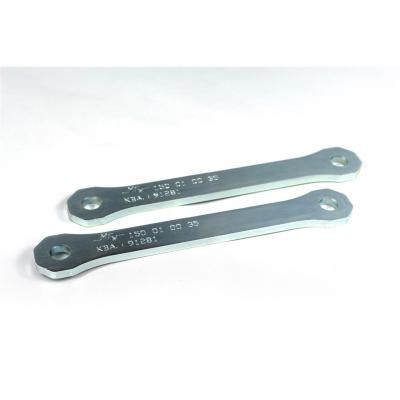 Kit rabaissement de selle -35 mm Tecnium pour Yamaha TDM 900 02-14