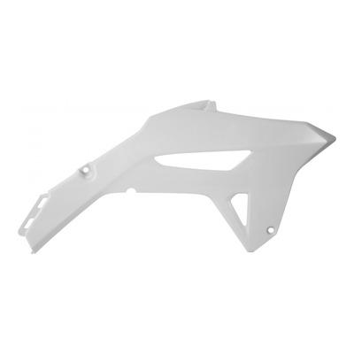 Ouïes de radiateur Acerbis Honda CRF 450 R 2021 blanc