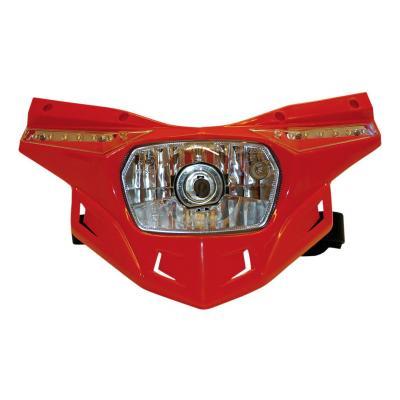 Partie inférieure de la plaque phare UFO Stealth rouge (rouge cr/crf 00-19)