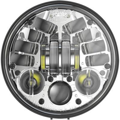 Phare JW Speaker modèle 8691 Ø14,5 cm Headlights 1150 lumens patte de fixation chrome