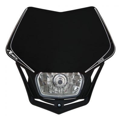 Plaque phare RTech V-Face noire