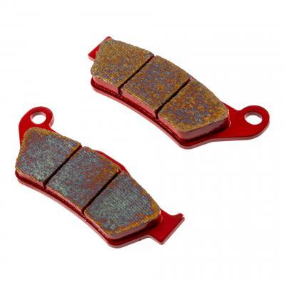 Plaquettes de frein Brembo métal fritté 07BB28SP