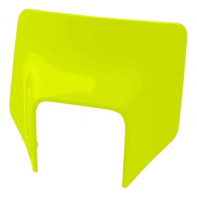 Plastique plaque phare Acerbis Husqvarna 250 FE 17-19 (jaune 3)