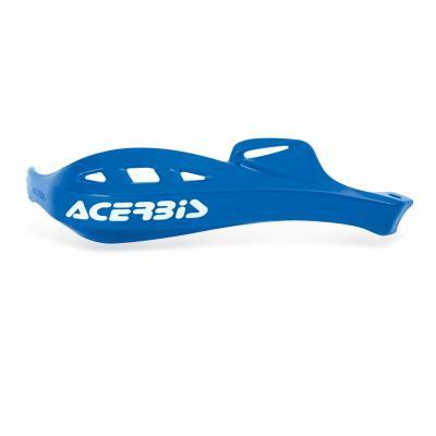 Plastiques de remplacement Acerbis pour protège-mains Rally Profile bleu (paire)