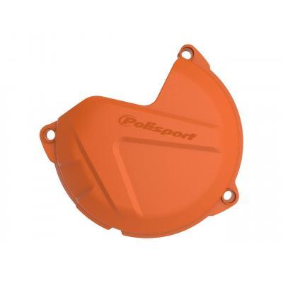 Protection de carter d'embrayage Polisport KTM 300 EXC 13-16 orange