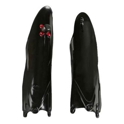 Protection de fourche + kit départ UFO Yamaha 250 YZ-F 10-16 noir