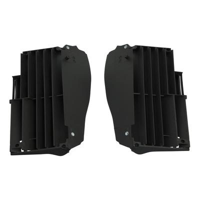 Protection de radiateur Polisport Yamaha 250 YZ-F 19-21 noir