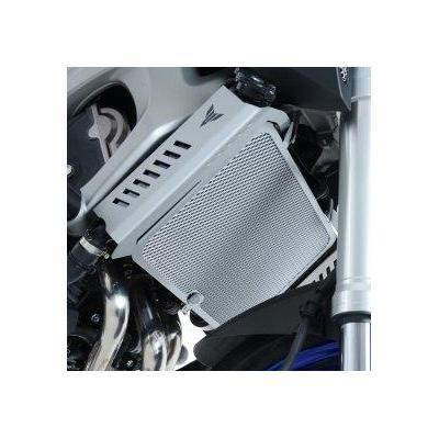 Protection de radiateur titane R&G Racing Yamaha MT-09 13-18
