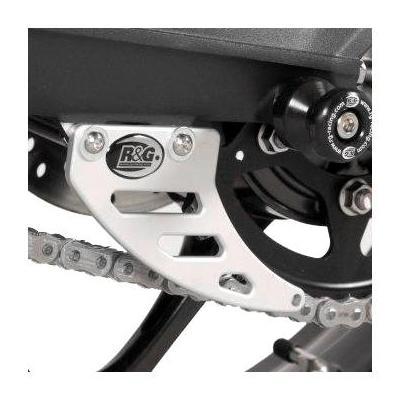 Protège couronne R&G Racing noir Triumph Street Triple 675 14-16