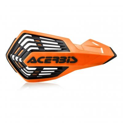 Protège-mains Acerbis X-Future orange/noir