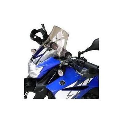 Saute-vent Bullster haute protection 35,5 cm fumé noir Yamaha XT 660 X 04-07