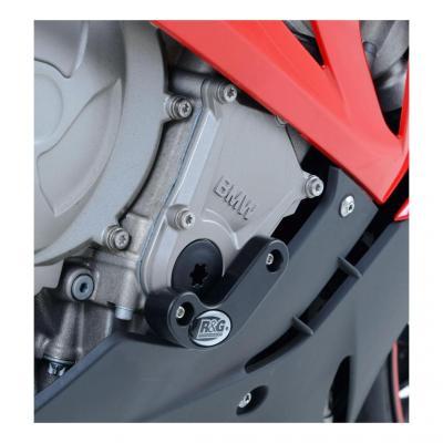 Slider moteur droit R&G Racing noir BMW S 1000 RR 10-18