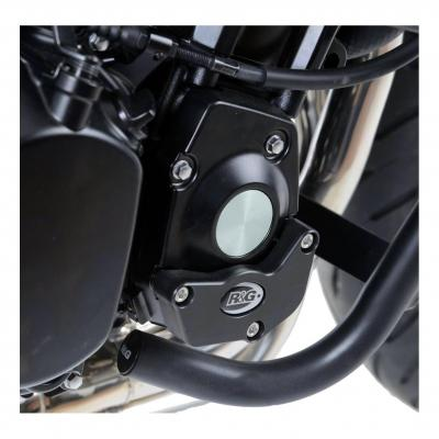 Slider moteur droit R&G Racing noir Kawasaki Z900 17-18