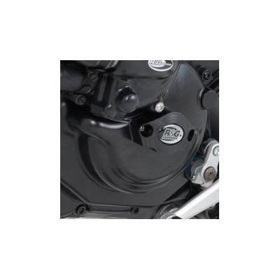 Slider moteur gauche R&G Racing noir Ducati Hyperstrada 821 13-16