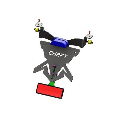 Support de Plaque Chaft pour CB1000 R 19-20