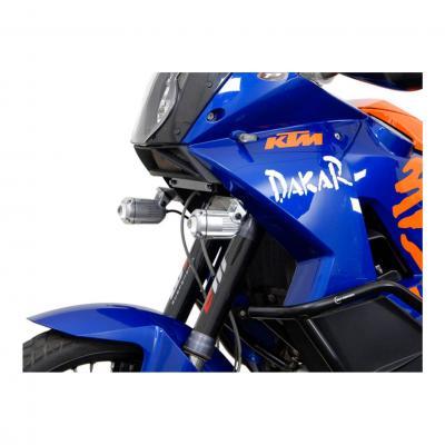 Support SW-Motech pour feux additionnels KTM 990 Adventure 06-11