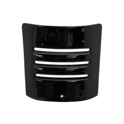 Trappe moteur Replay design noir brillant pour Booster spirit/BW's original
