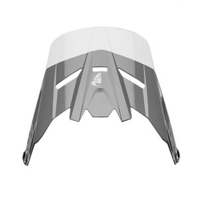 Visière de casque enfant Thor Sector Bomber Mips charcoal/blanc