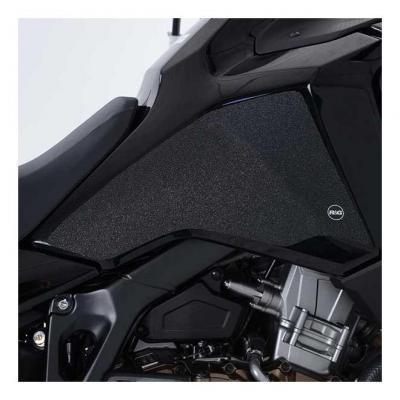 Kit grip de réservoir R&G Racing noir Honda CRF1100L Africa Twin Sport Adventure 2020