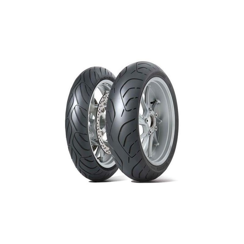 Pneu moto arrière Dunlop Sportmax Roadsmart III 190/55 ZR 17 75W TL