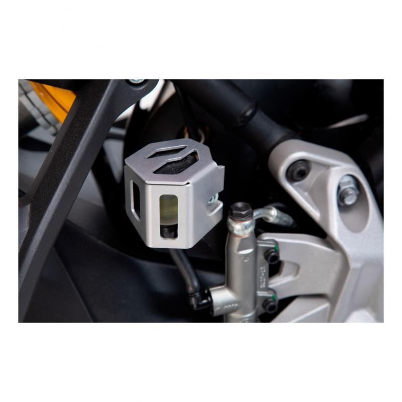 Protection de réservoir de liquide de frein arrière SW-Motech alu KTM 790 Adventure 19-20