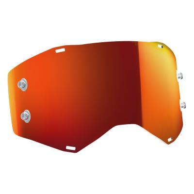 Écran Works Scott pour masque Prospect chrome orange