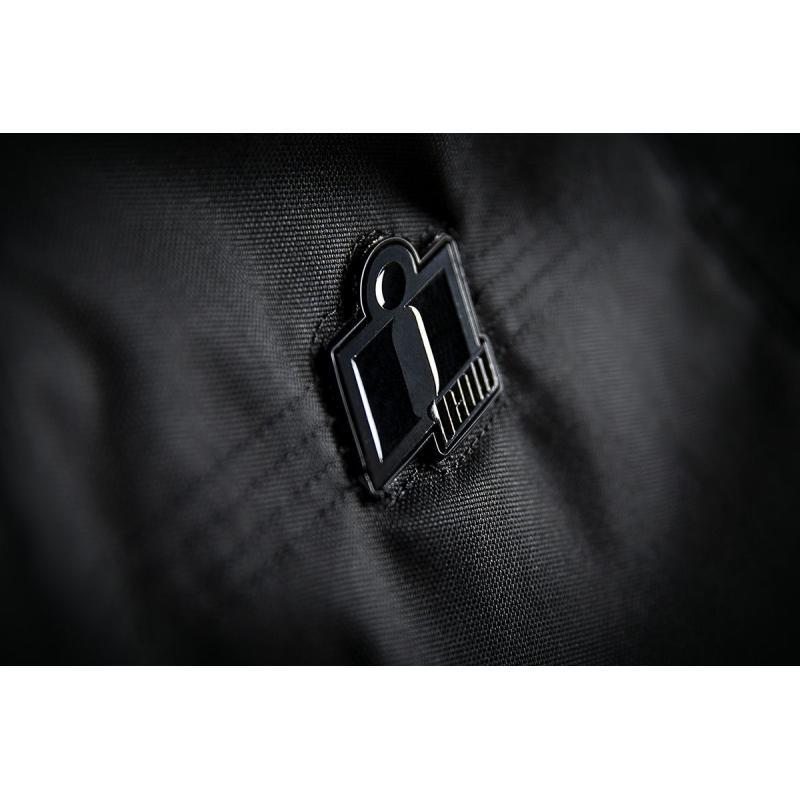 Blouson textile Icon Overlord Stealth - 5