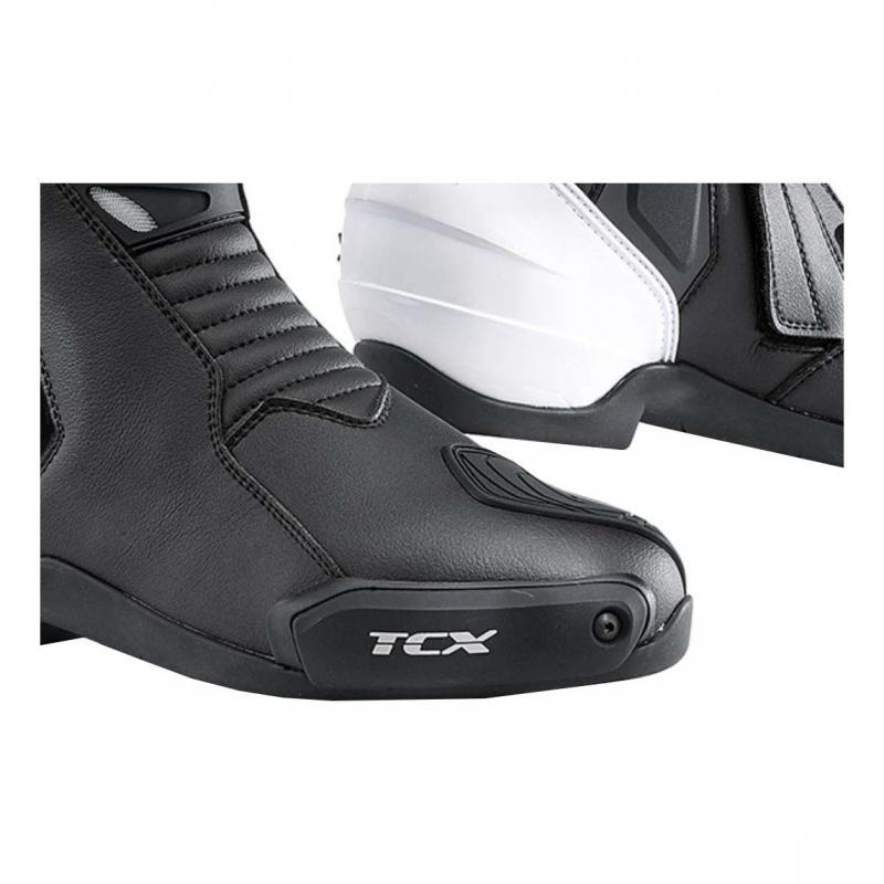 Bottes piste TCX St-Fighter noir/blanc - 2