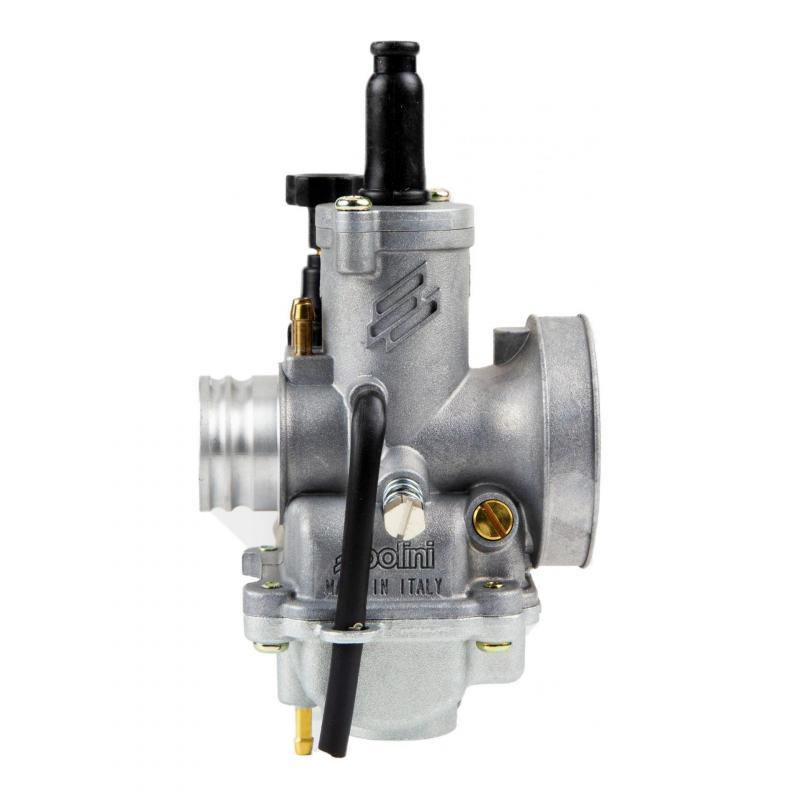 Carburateur Polini Coaxial D.17,5 starter manuel - 3