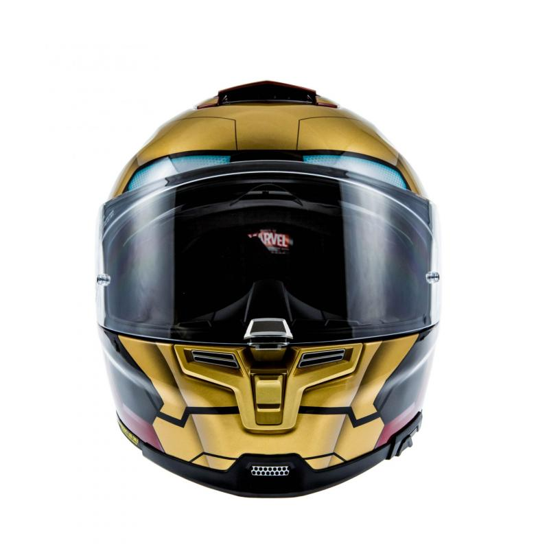 Casque intégral HJC RPHA 70 IRONMAN HOMECOMING MARVEL - 3