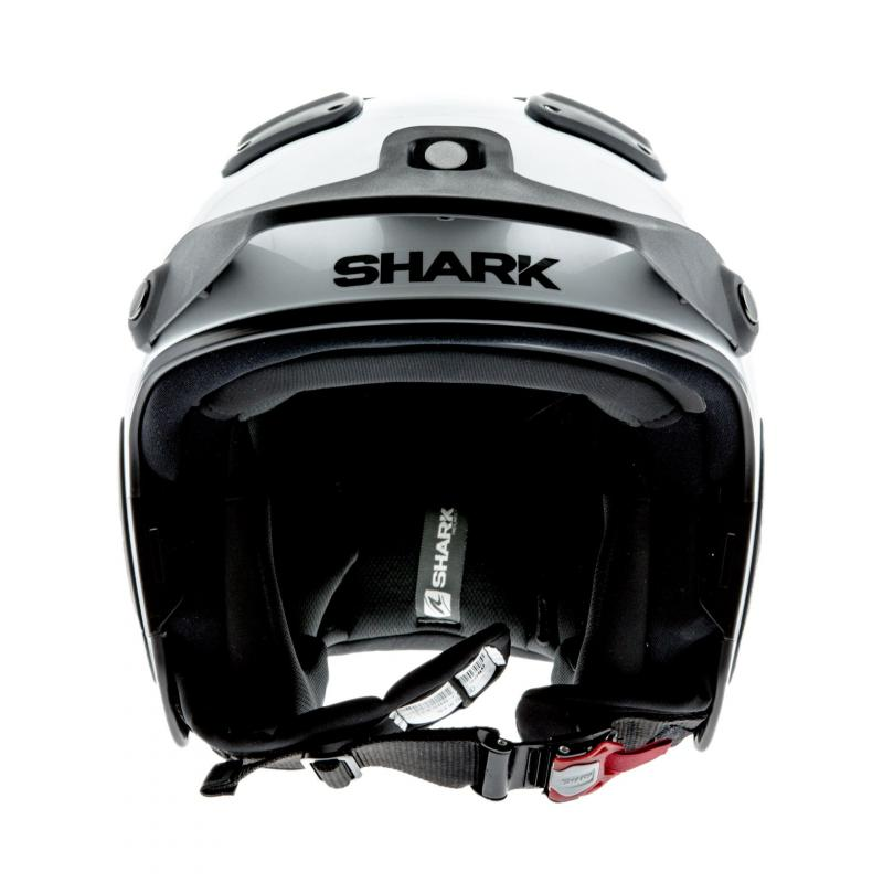 Casque Shark ATV-DRAK blanc azur - 3