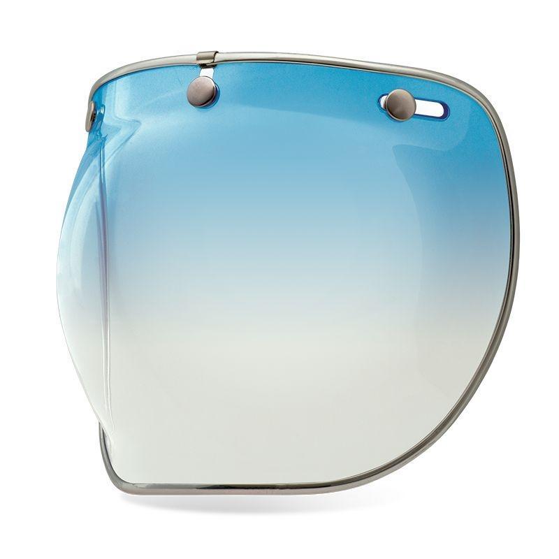 Ecran Bell Ps3-Snap Bubble Deluxe pour Custom 500 bleu