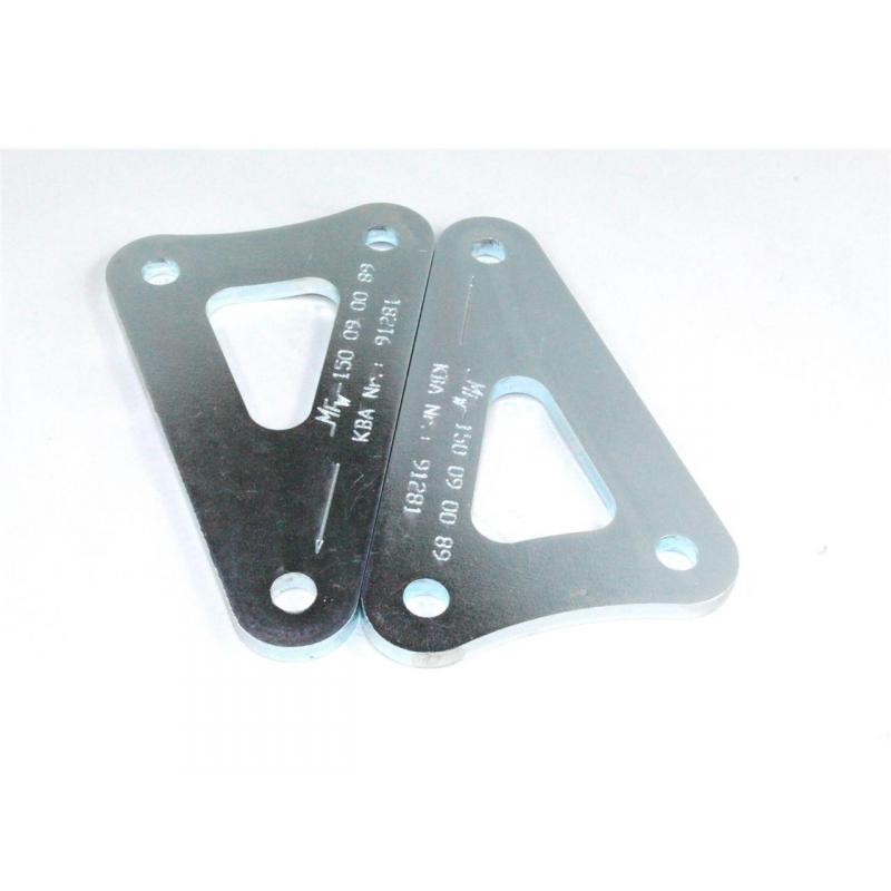 Kit rabaissement de selle -40 mm Tecnium pour Honda CBR1000RR Fireblade 08-16