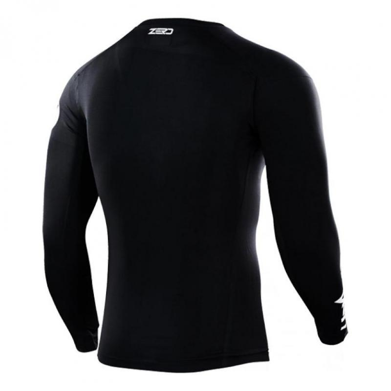 Maillot de compression Seven Zero Staple Compression noir - 1