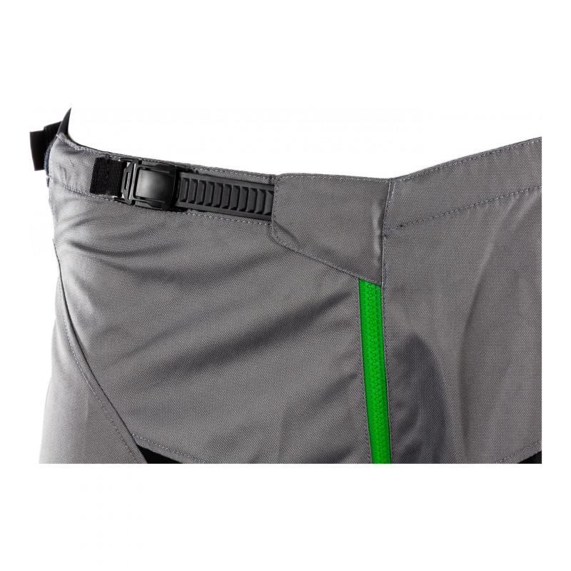 Pantalon cross Alpinestars Racer Raptor Monster noir/gris/vert - 2