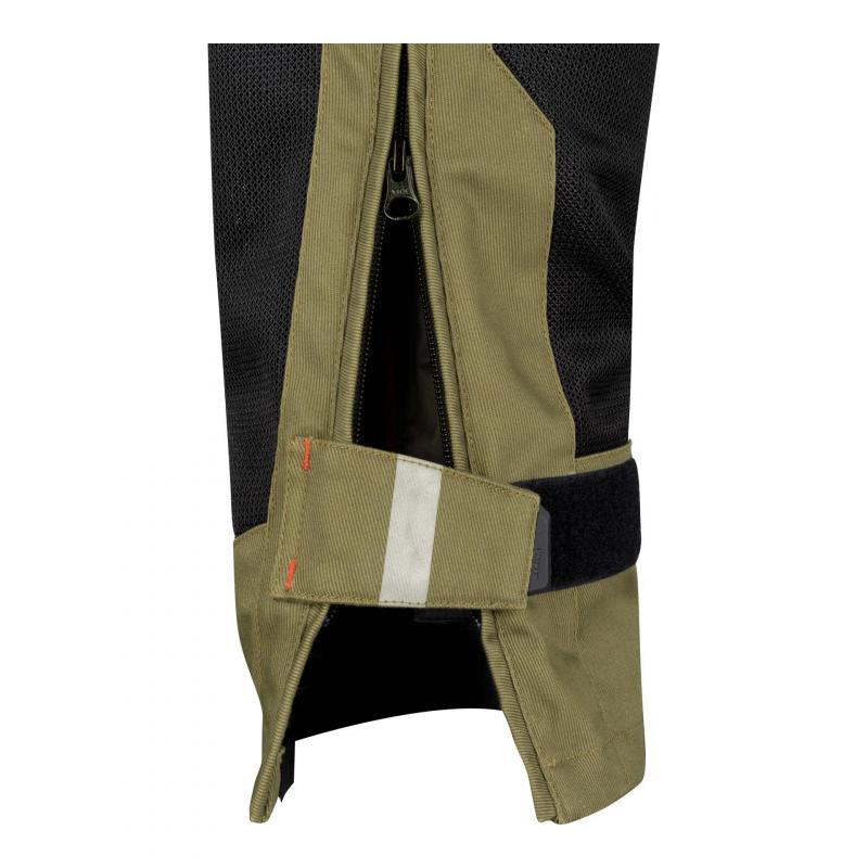 Pantalon textile été Bering Bamako marine/gris - 5