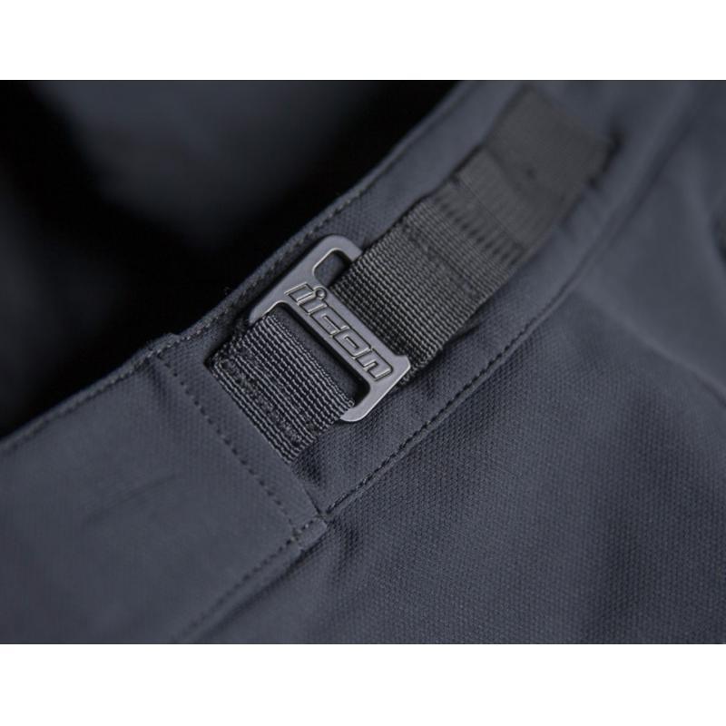 Pantalon textile Icon 1000 Nightbreed noir - 4
