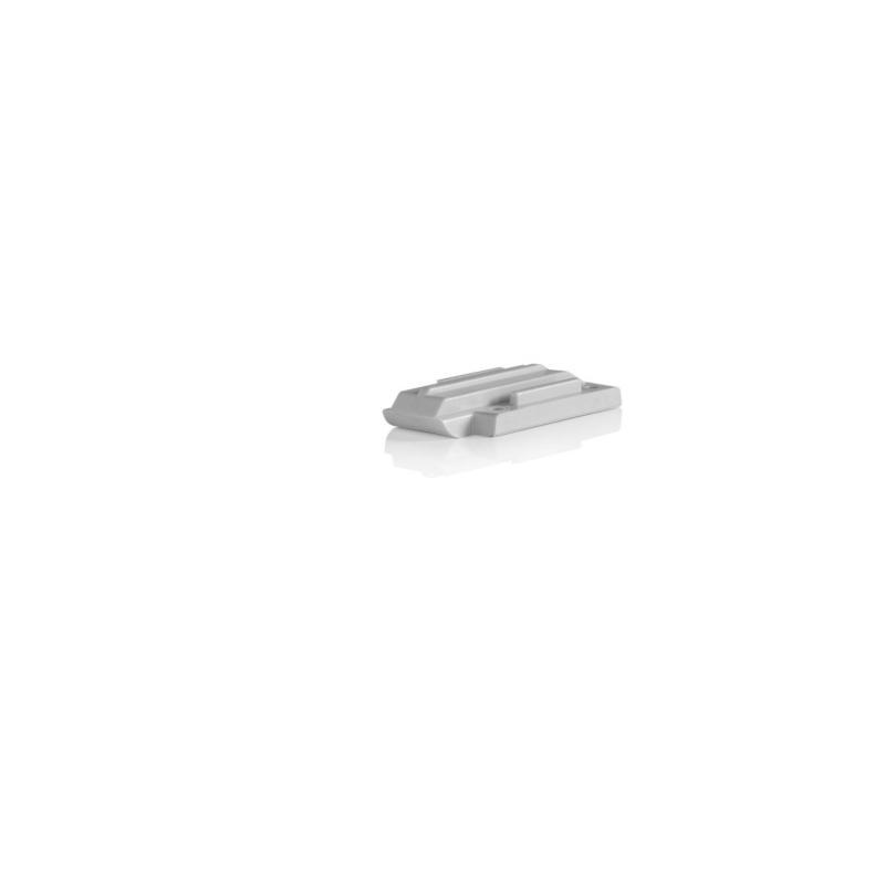 Patin de remplacement Acerbis pour guide chaîne Acerbis Suzuki blanc