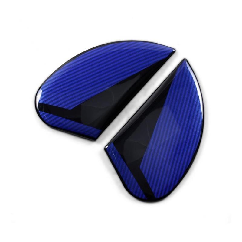 Plaques latérale Icon pour casque Airform Conflux bleu