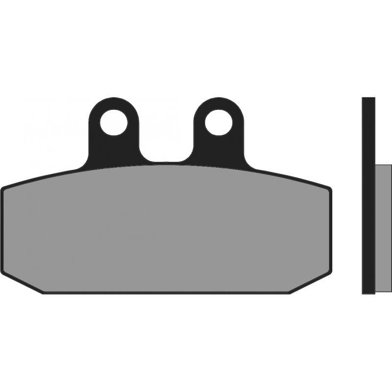 Plaquettes de frein Polini Sintered Aprilia Atlantic/Scarabeo/Leonardo / Honda Bali