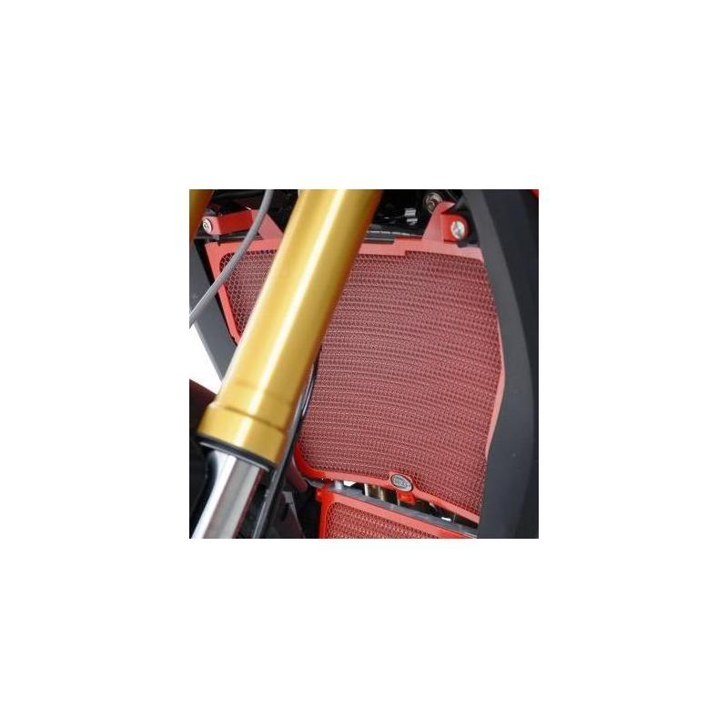 Protection de radiateur noire R&G Racing BMW S 1000 XR 15-18