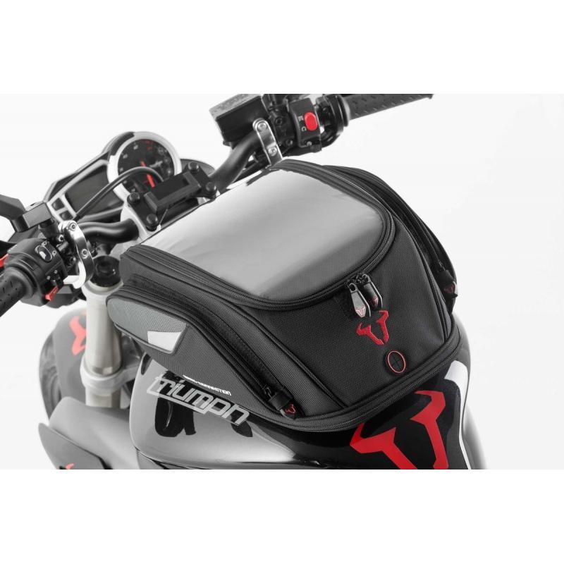 Sacoche de réservoir SW-Motech Evo Sport noire / grise - 2