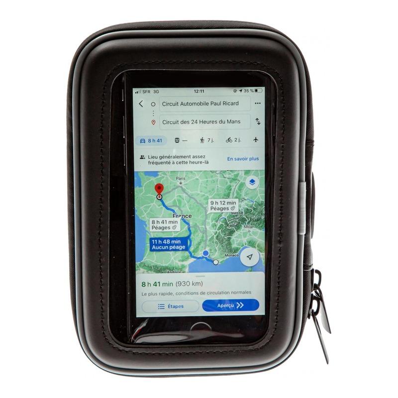 Support GPS/Smartphone Lektronis fixation au guidon