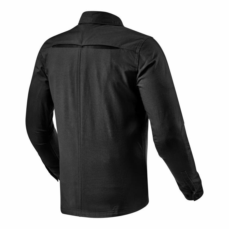 Sur-chemise Rev'it Worker noir - 1
