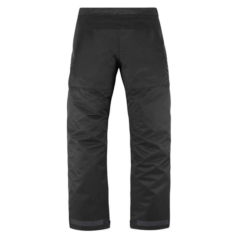 Sur-pantalon textile Icon Overlord noir - 1